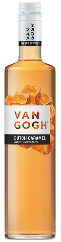 Van Gogh Vodka - Dutch Caramel