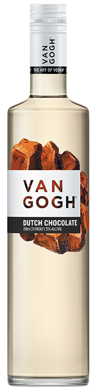 Van Gogh Vodka - Dutch Chocolate