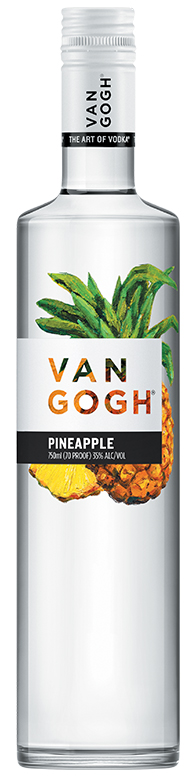 Van Gogh Vodka - Pineapple