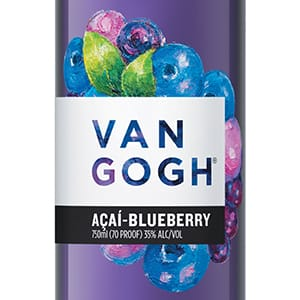 Van Gogh Vodka - Acai Blueberry