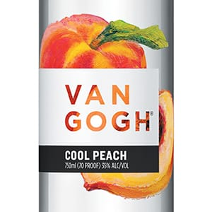 Van Gogh Vodka - Cool Peach