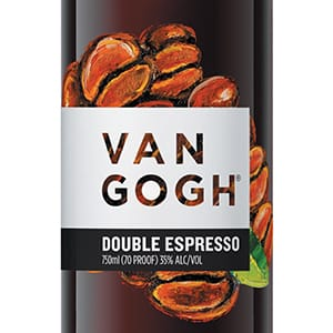 Van Gogh Vodka - Double Espresso
