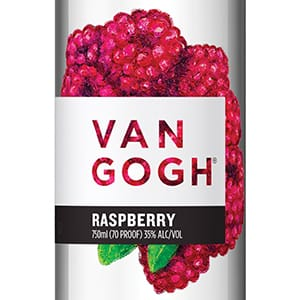 Van Gogh Vodka - Raspberry