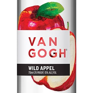 Van Gogh Vodka - Wild Appel