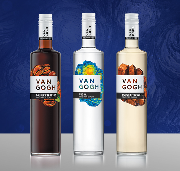 Van Gogh - Assorted Flavors