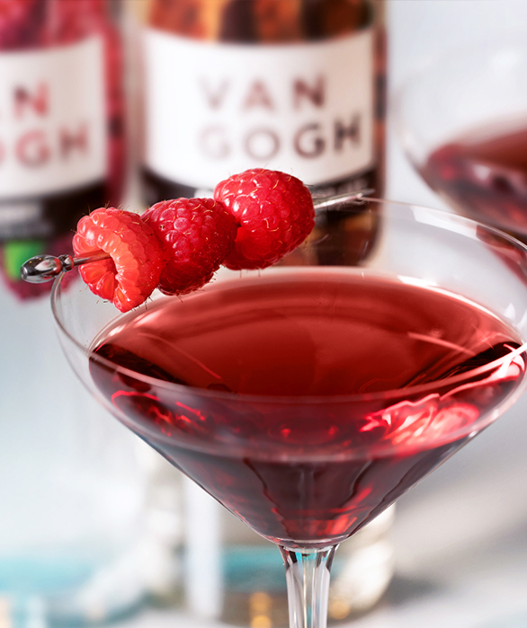 VG - Chocolate Covered Raspberry Martini