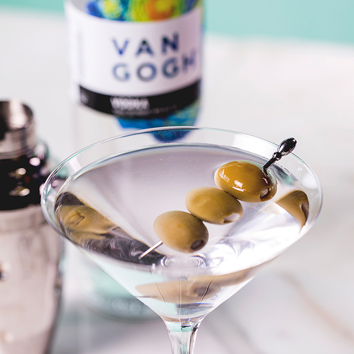 VG - Martini cocktail