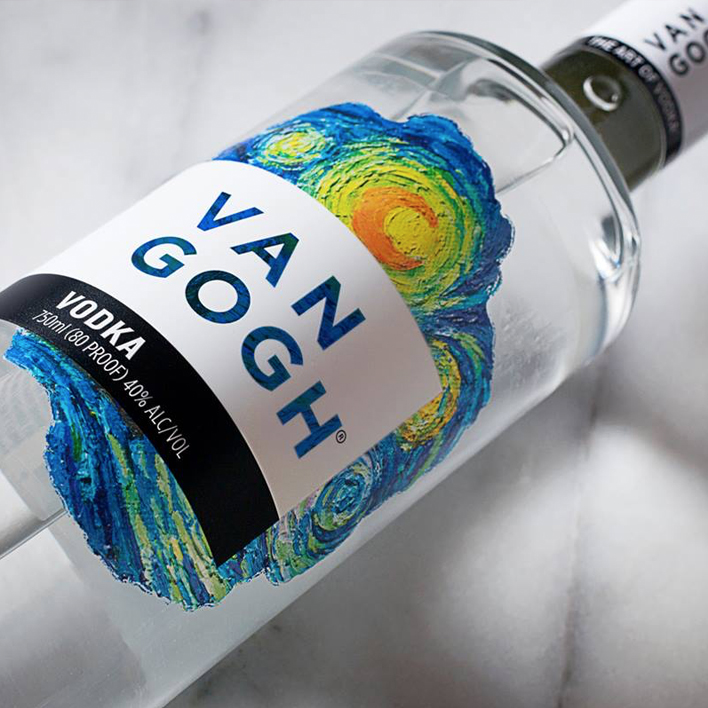 Van Gogh Vodka signature flavor