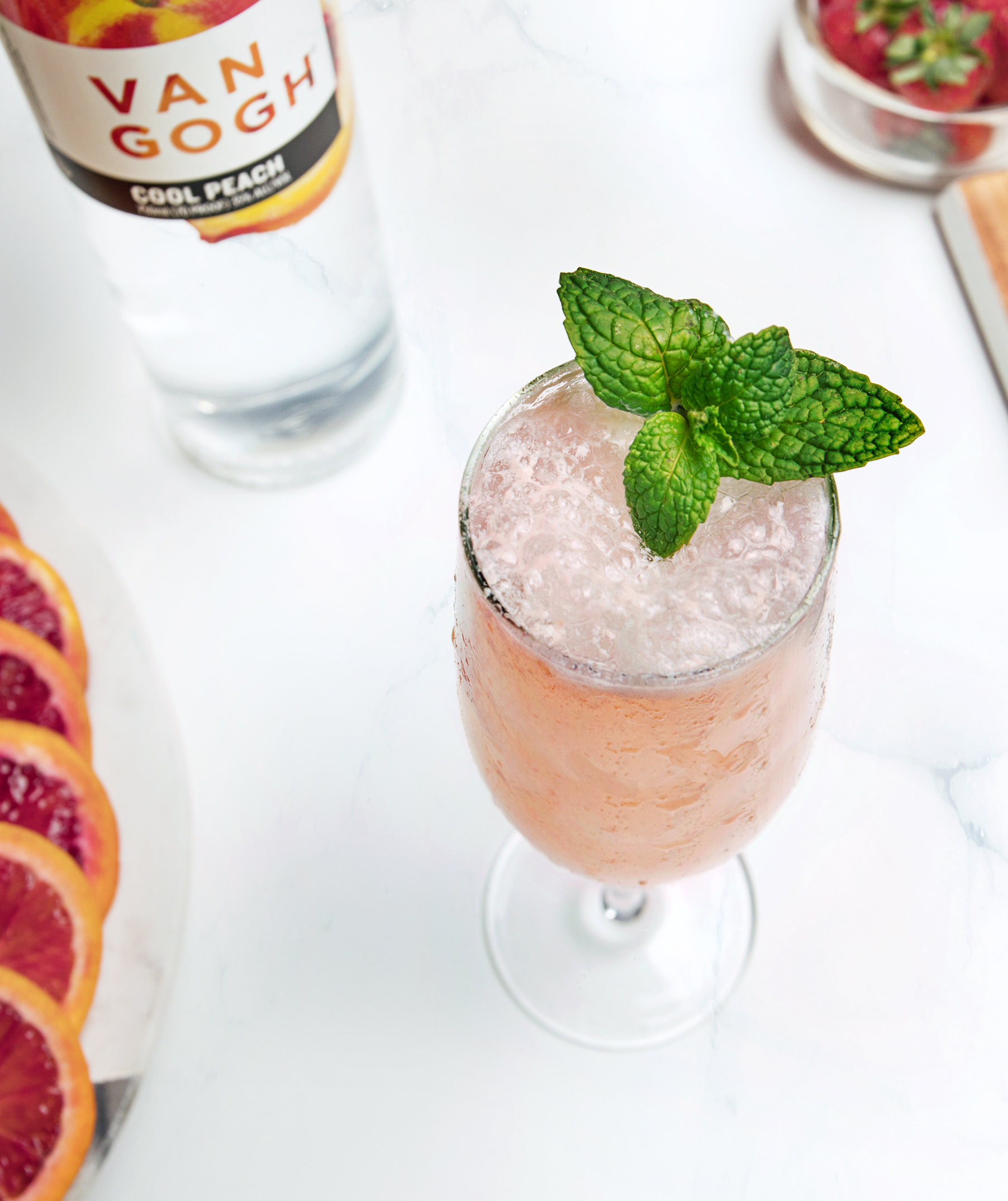VG - Cool Peach Bellini
