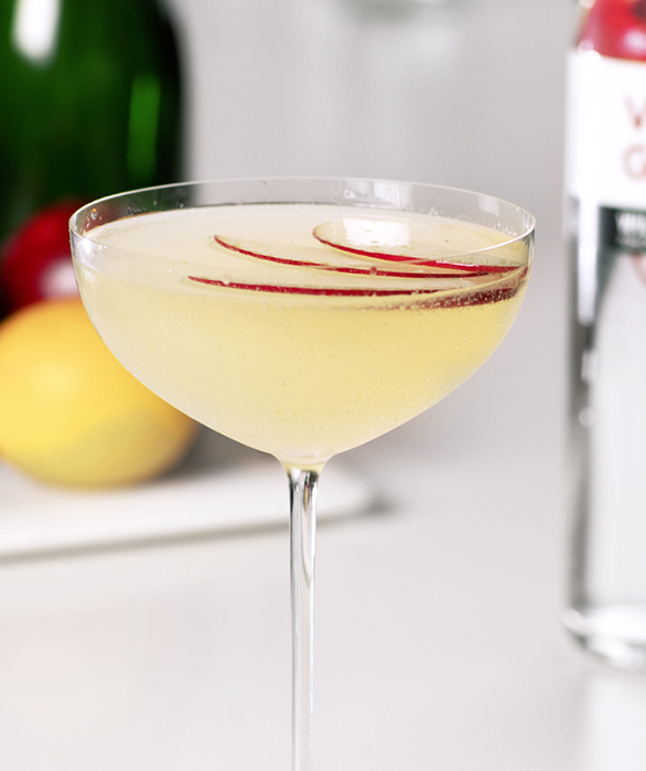 VG - Elevated Appel Martini
